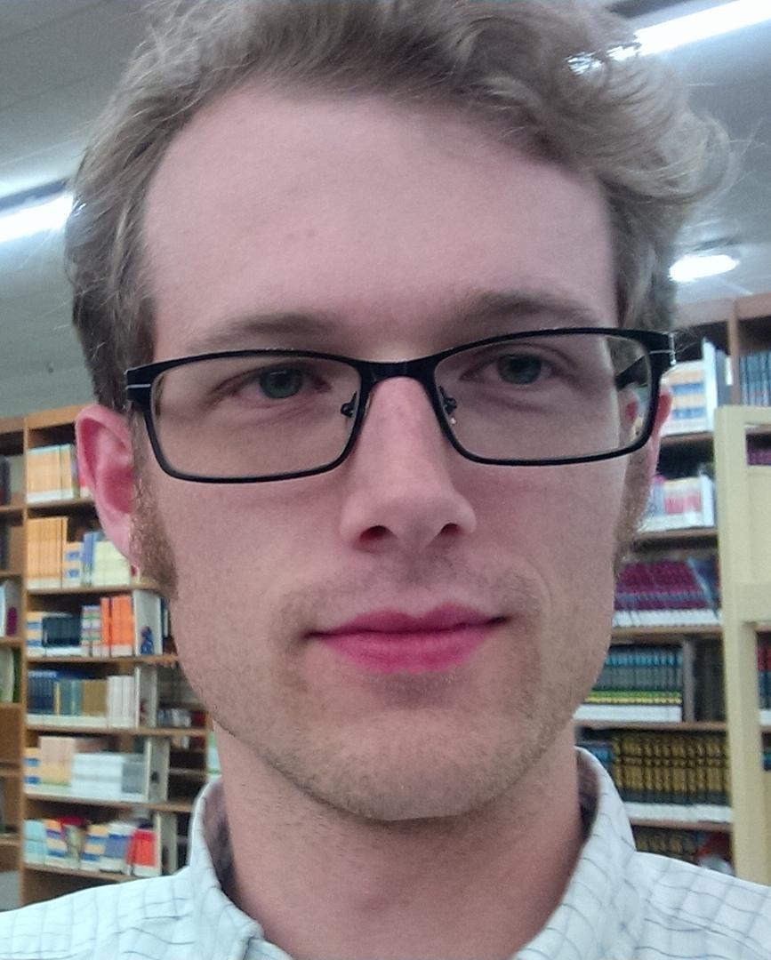 A portrait of me, Case Duckworth, author of acdw.net